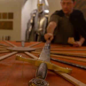 King Arthur's Escape Room