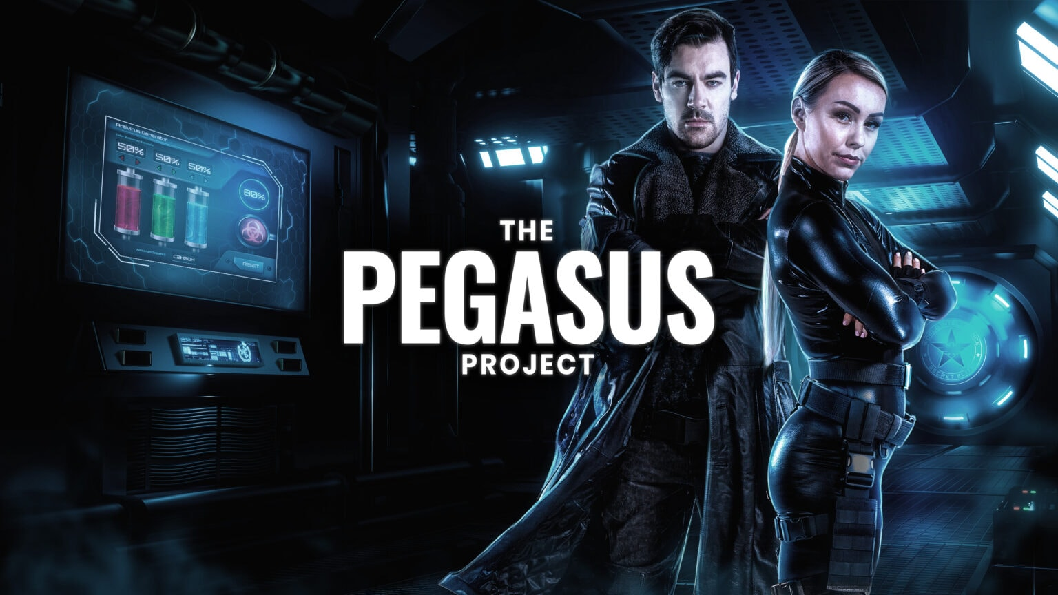 Pegasus Project Logo